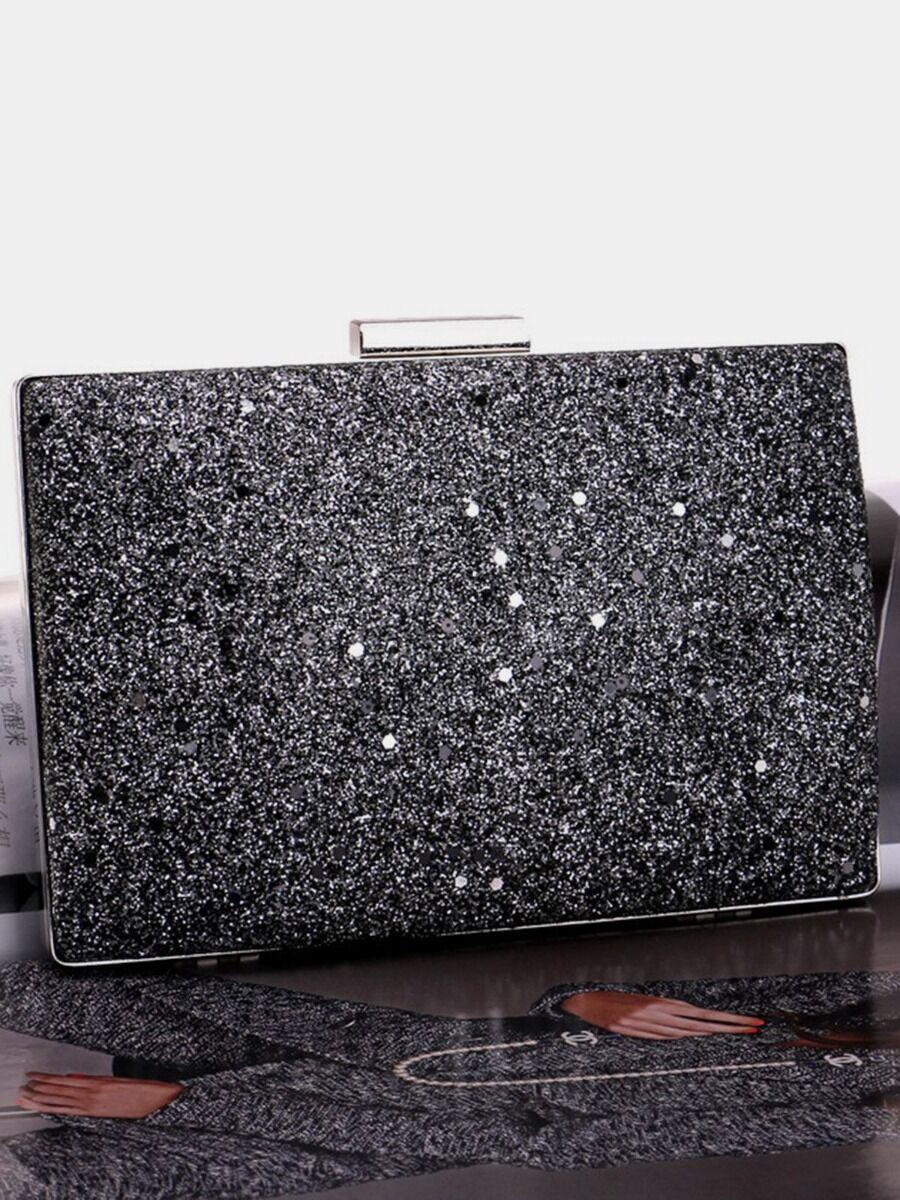 shestar wholesale Fashionable Sequins Evening Clutch Bag