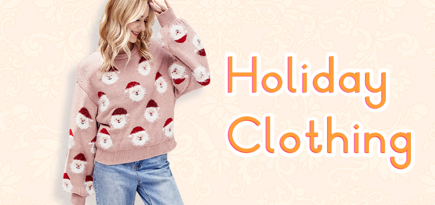 christmas black friday wholesale women clothing sale