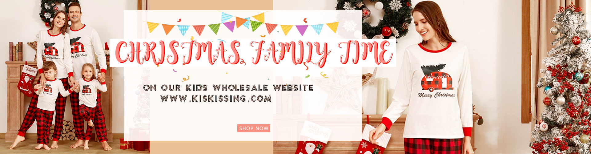 wholesale christmas family suits
